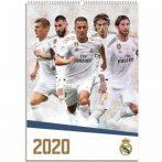Kalendár Real Madrid FC