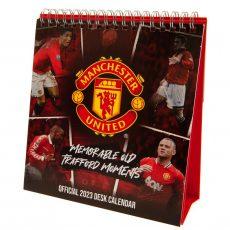 Kalendár Manchester United FC
