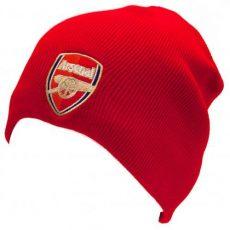 Pletená čiapka Arsenal FC