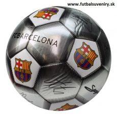 "FC Barcelona - Futbalová lopta  "" Signature"" veľ.5"