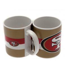 Keramický hrnček San Francisco 49ers