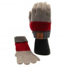 Pletené rukavice Liverpool FC - detské