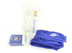Mini bar set Real Madrid FC