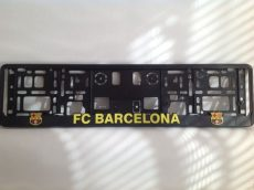 Držiaky na ŠPZ - FC Barcelona