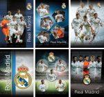 Zošit Real Madrid FC