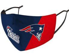 Rúško New England Patriots