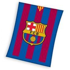 Flísová deka FC Barcelona