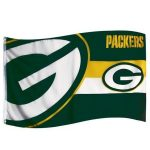 Vlajka Green Bay Packers