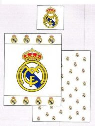 Posteľné prádlo  Real Madrid - single