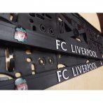Držiaky na ŠPZ - FC Liverpool (oficiálny produkt)