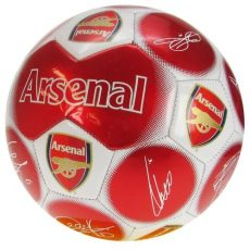 Futbalová loptal Arsenal FC -  Signature