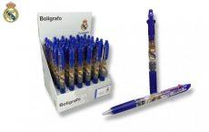 Guličkové pero Real Madrid - 3 farebné
