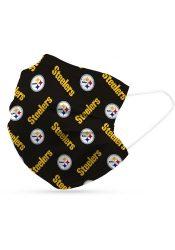 Rúško Pittsburgh Steelers