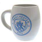 Manchester City - keramický hrnček