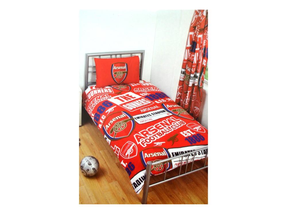 383637444 Obliečky Arsenal FC - Jeden z najväčších obchodov s futbalovými ...