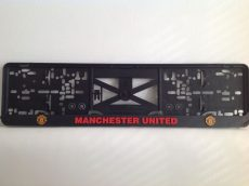 Držiaky na ŠPZ - Manchester United