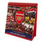 Kalendár Arsenal FC