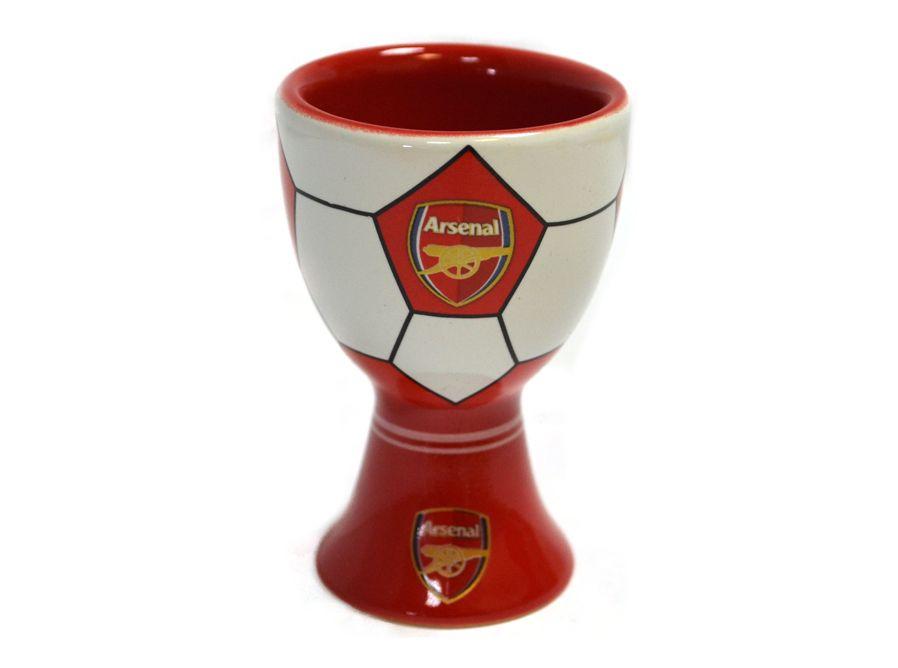 Pohár na vajíčko Arsenal FC - keramický - Jeden z najväčších ... cc75d3704c