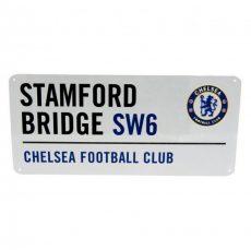 Retro ceduľa Chelsea FC