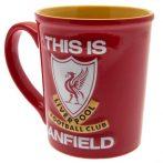 Veľký hrnček Liverpool FC