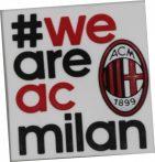 Flísová deka AC Milan